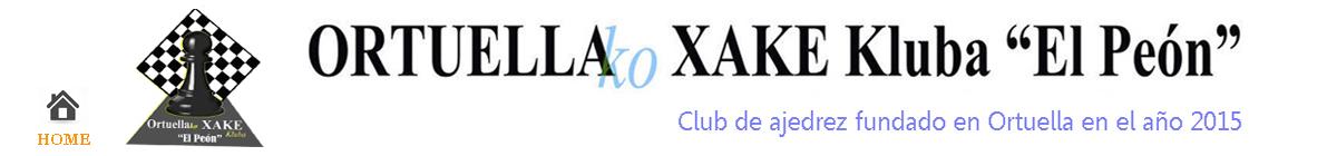 "Ortuellako Xake Kluba ""El Peon"" logo"